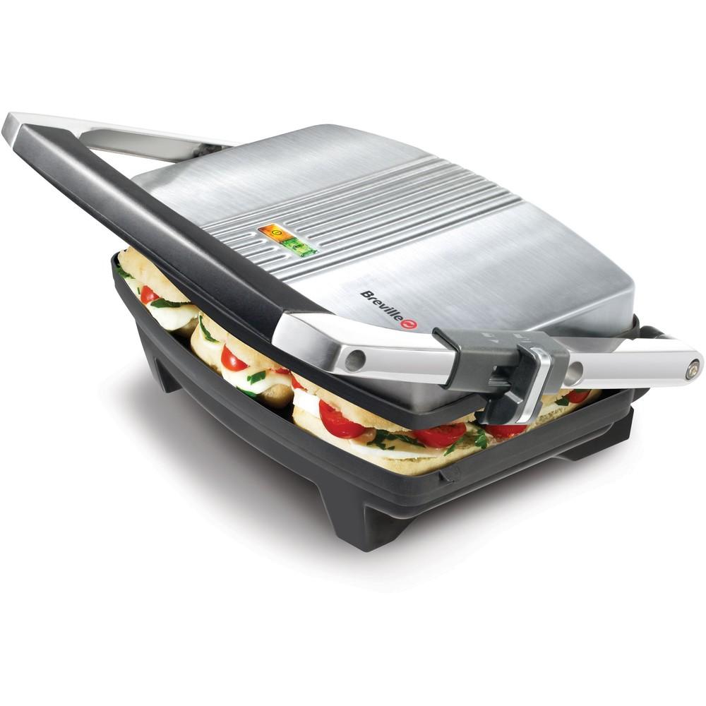 Sandwich-maker Vst025x 3 Slice Panini 1000w Argintiu