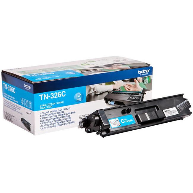 Toner Tn326c Cyan