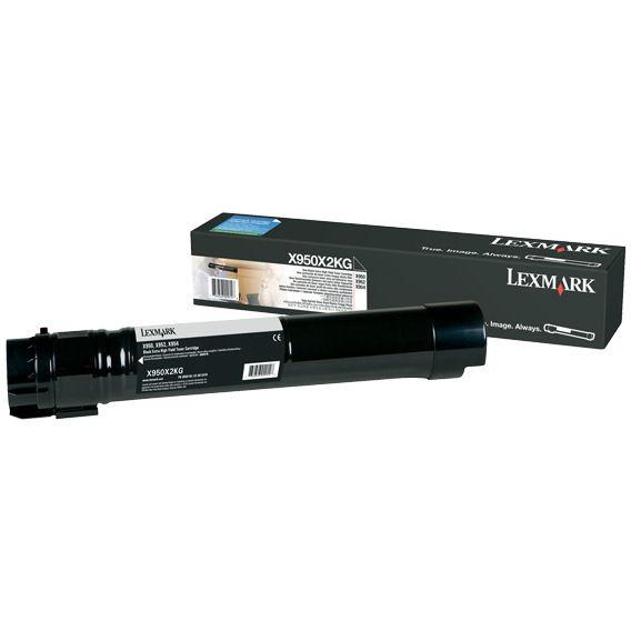 Toner X950x2kg Black