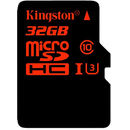 microSDHC 32GB Clasa 10 UHS-I U3