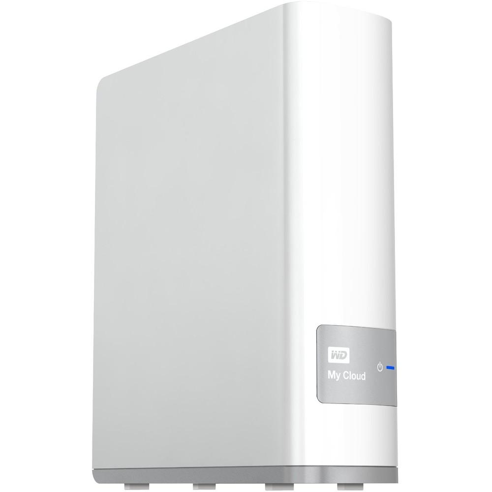 Network Attached Storage Wd My Cloud 2tb  Argintiu