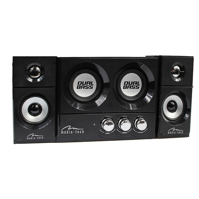 Boxe Soundrave 2.2 Dual Bass