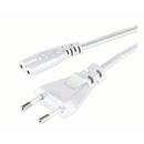 44237 Cablu alimentare 5m alb