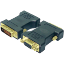 Adaptor Logilink 1x DVI-I Male - 1x VGA Female Negru