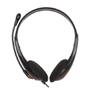 Casti ACME Over-Head HM01 Black-Orange