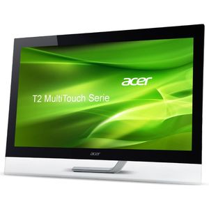 Monitor LED Touch Acer T232HLabmjjz 23 inch 5ms Black