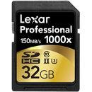 Professional 1000x SDHC 32GB Clasa 10 UHS-II 150MB/s