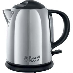 Fierbator Russel Hobbs Chester Compact 1 litru 2200W Negru Inox