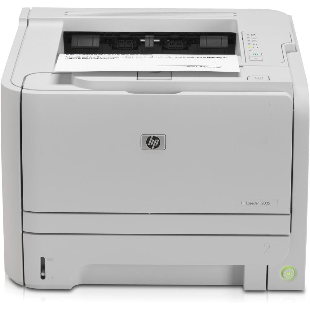Imprimanta Laser Alb-negru Laserjet P2035