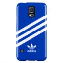 Hard Case albastru / alb pentru Samsung Galaxy S5