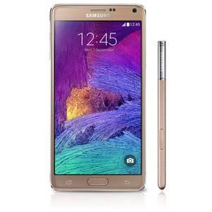 Smartphone Samsung Galaxy Note 4 N910 16GB Dual Sim 4G Gold