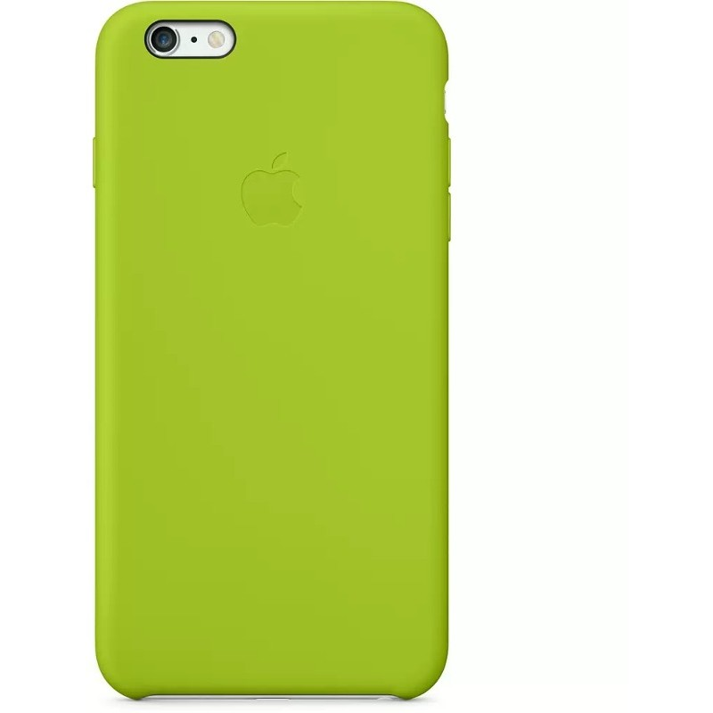 Husa Protectie Spate Mgxx2zm/a Silicone Case Green Pentru Apple Iphone 6 Plus
