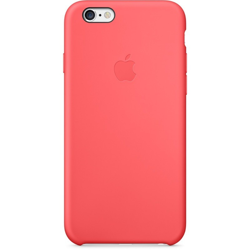 Husa Protectie Spate Mgxt2zm/a Silicone Case Pink Pentru Apple Iphone 6