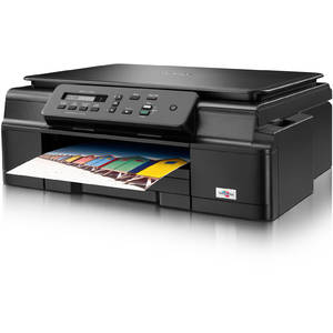 Multifunctionala Brother DCP-J105 inkjet color A4 WiFi