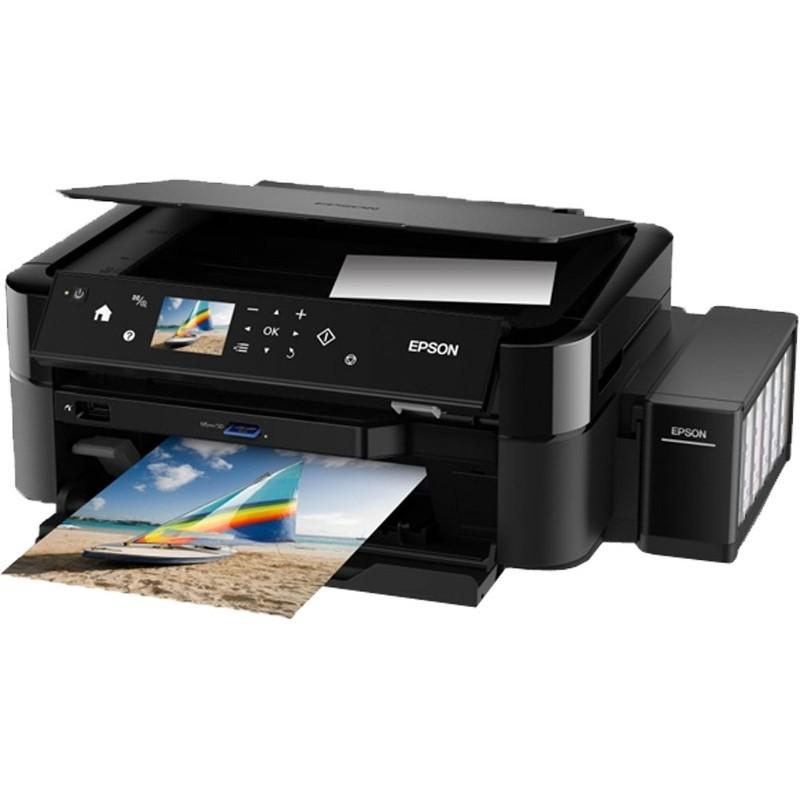 Multifunctionala L850 inkjet CISS color A4 thumbnail
