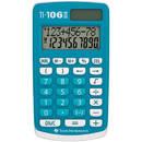 TI-106 II 10 cifre albastru