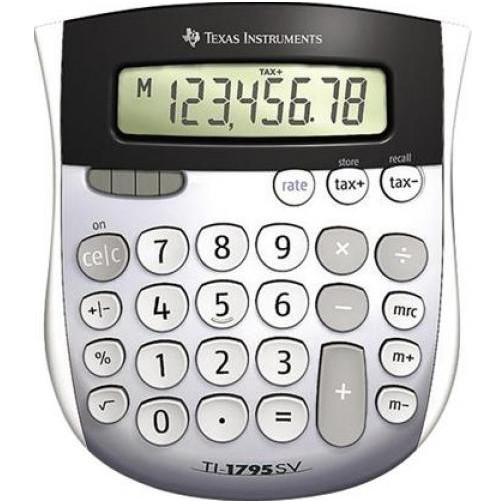 Calculator de birou TI-1795 SV 8 cifre thumbnail
