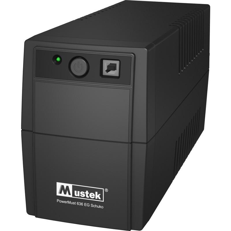 Ups Powermust 636eg Line Interactive