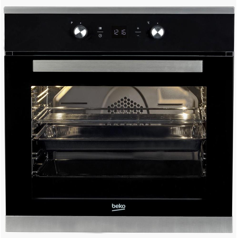Cuptor electric BIM25300XM 8 functii 3D Cooking 71 litri Negru/Inox thumbnail