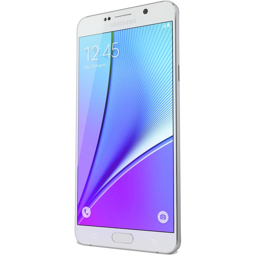 Smartphone Galaxy Note 5 32gb Dual Sim White