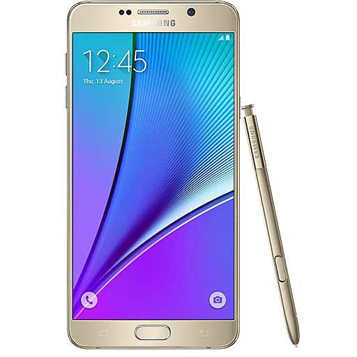 Smartphone Galaxy Note 5 32gb Dual Sim Gold