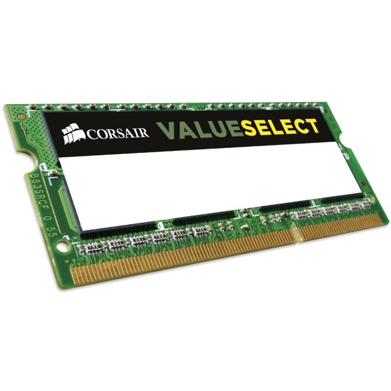 Memorie Laptop Valueselect 8gb Ddr3 1333 Mhz Cl9