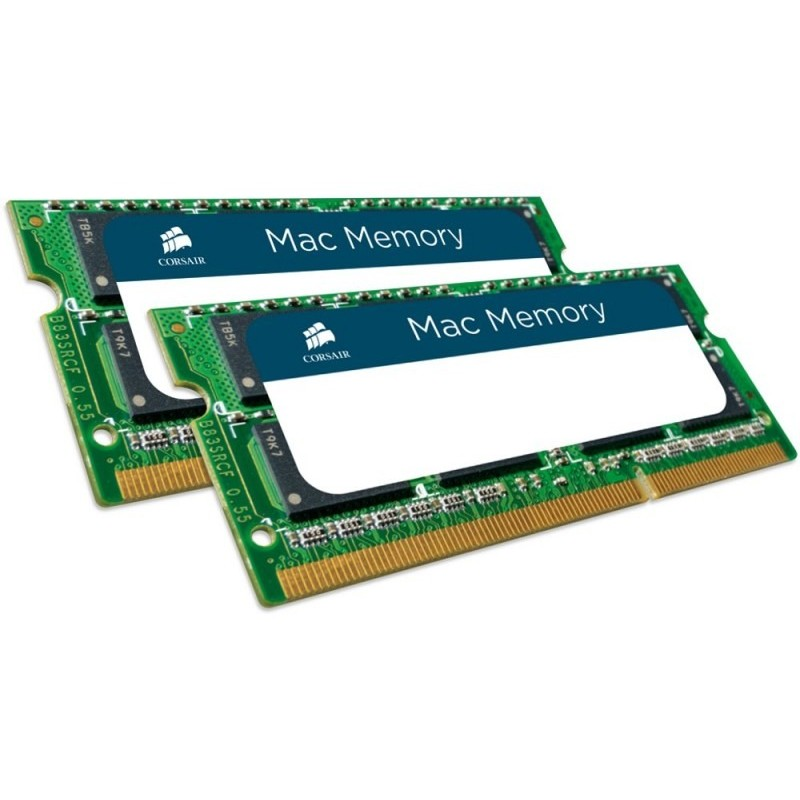 Memorie laptop Mac 16GB DDR3 1600 MHz CL11 Dual Channel Kit pentru Apple thumbnail