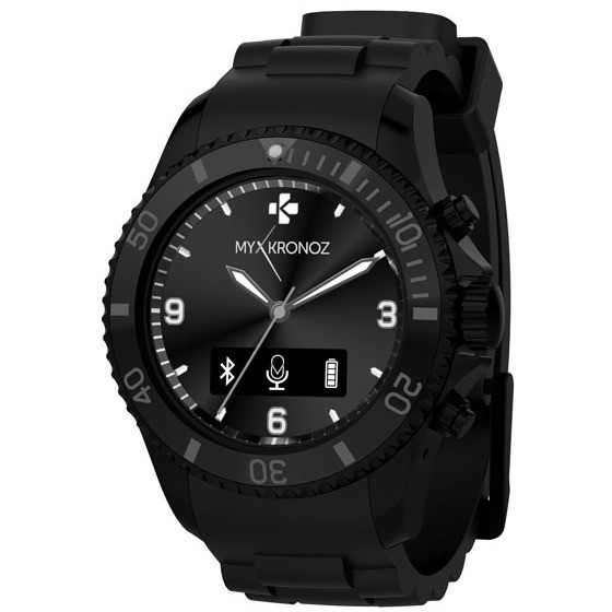 Smartwatch Zeclock Black
