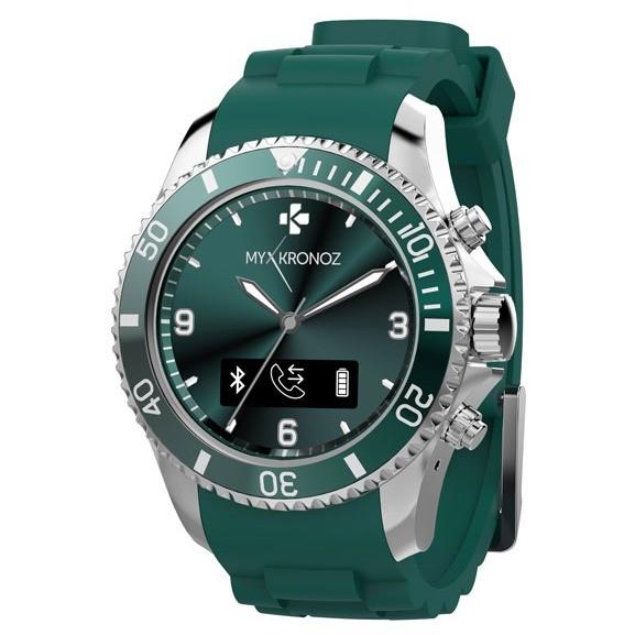 Smartwatch Zeclock Green