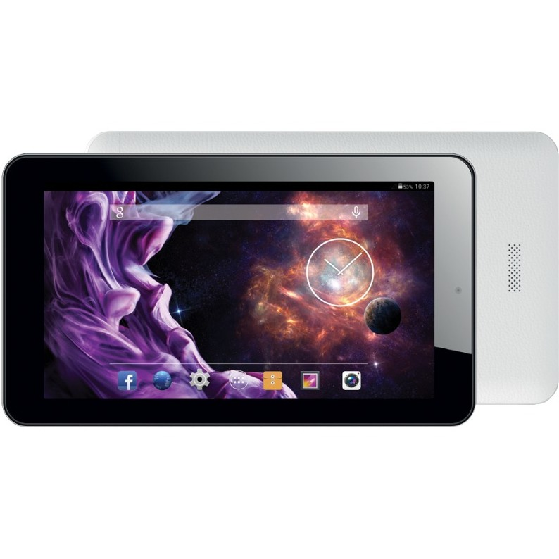 Tableta Beauty Hd Quad 7 Inch Cortex A7 1.2 Ghz Quad Core 512mb Ram 8gb Flash Wifi Android 5.1 White
