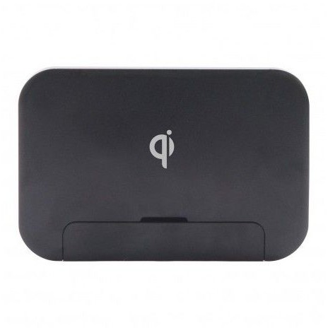 Incarcator wireless Qi Hibrid Black thumbnail