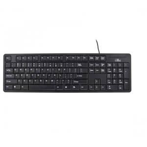 Tastatura Esperanza Titanum Standard Slim USB TK103 Black