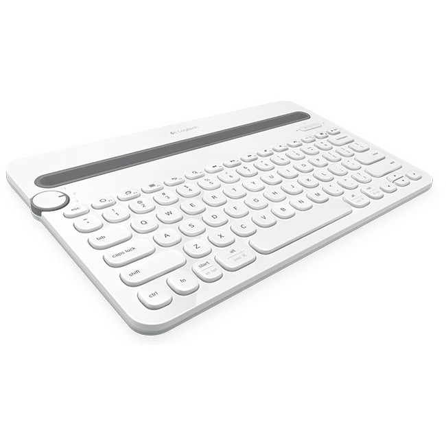 Tastatura K480 Multi Device Bluetooth White