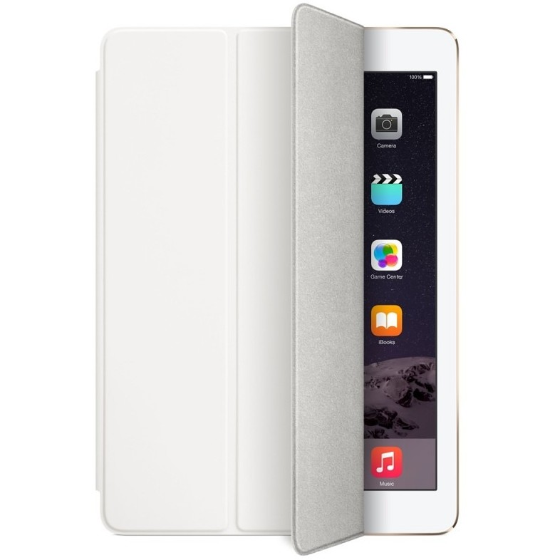 Husa Tableta Smart Cover Pentru Ipad Air 2 White