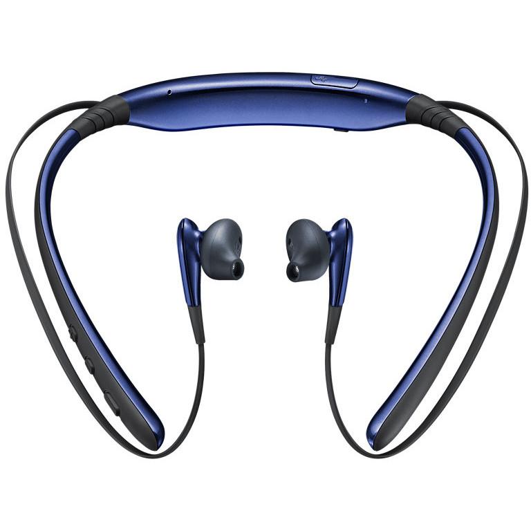 Casti Bluetooth Level U Black / Blue