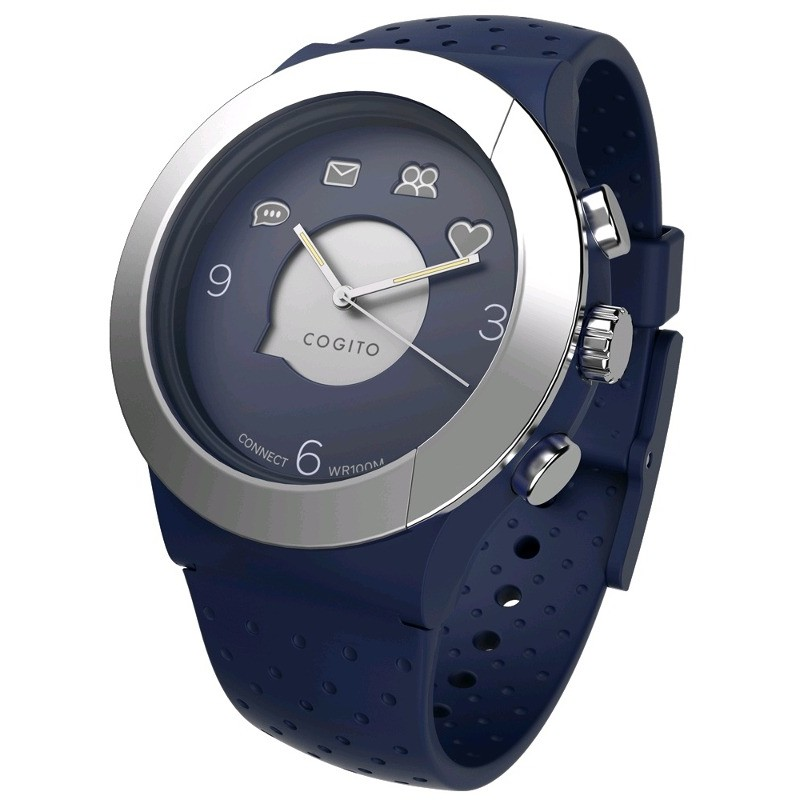 Smartwatch Fit Blue Navy