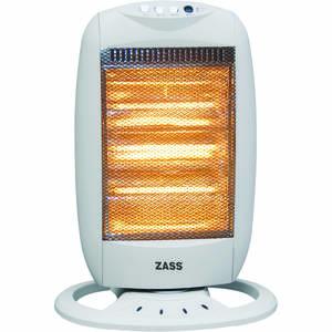 Radiator Zass HS 01 1200W 3 viteze Alb