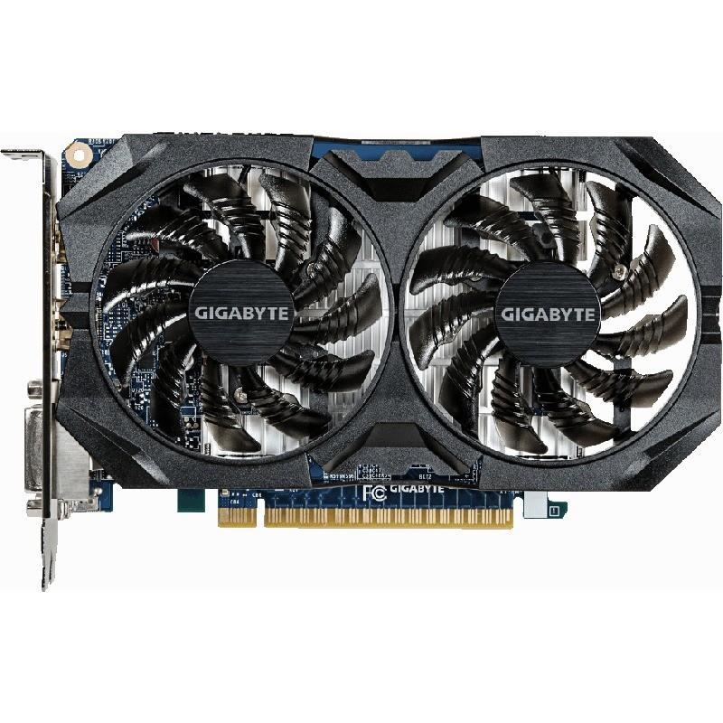 Placa Video Nvidia Geforce Gtx 750 Ti Oc Windforce