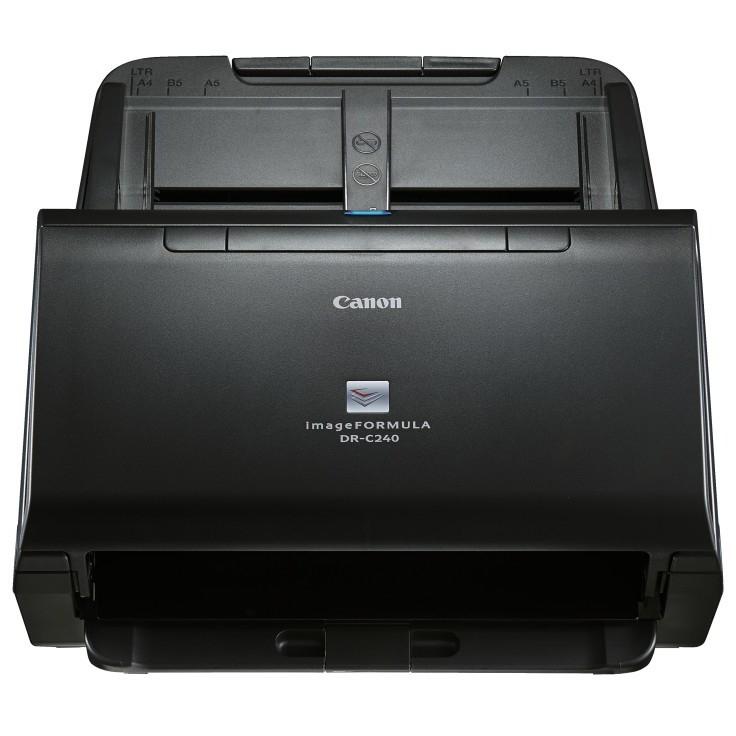 Scanner imageFORMULA DR-C240 A4 USB 2.0 thumbnail