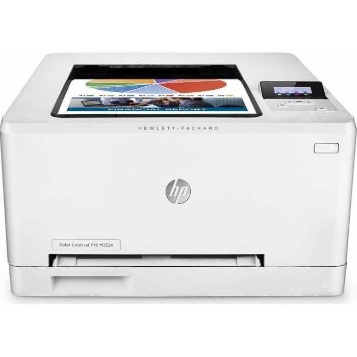 Imprimanta Laser Color Laserjet Pro M252n