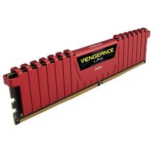 Memorie Corsair Vengeance LPX Red 8GB DDR4 2400 MHz CL14