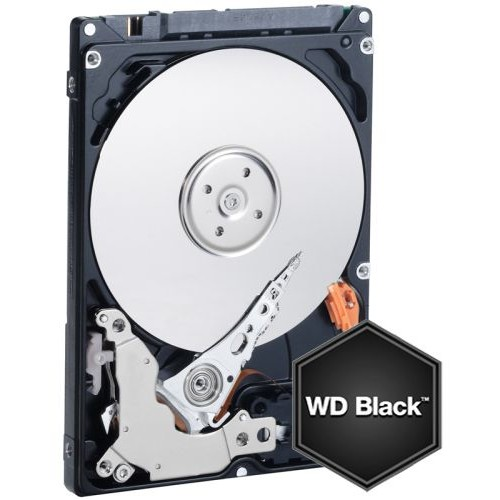Hard Disk Laptop Wd2500lplx Black 250gb Sata 3  7200 Rpm  32mb Cache