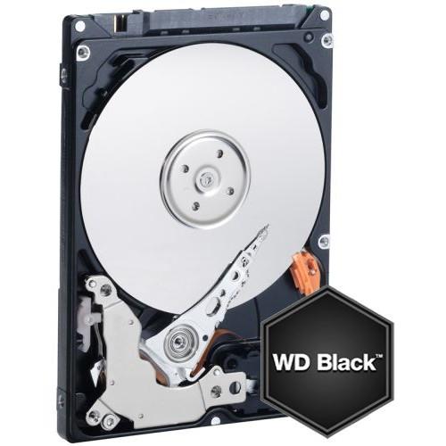 Hard Disk Laptop Wd3200lplx Black 320gb Sata 3 7200 Rpm 32mb Cache