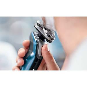 Aparat de ras Philips S5420/06 AquaTouch albastru / gri