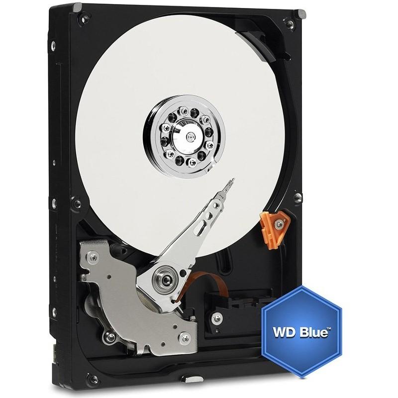 Hard disk Blue 6TB SATA-III 3.5 inch 64MB 5400rpm thumbnail