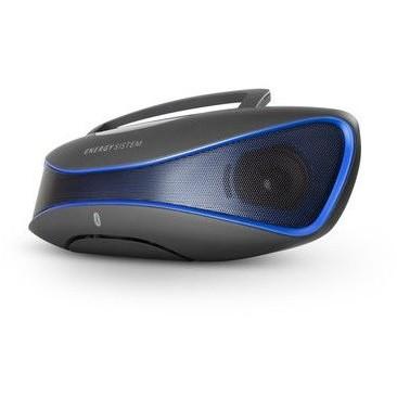 Boxa portabila Music Box BZ6 Bluetooth Black / Blue thumbnail