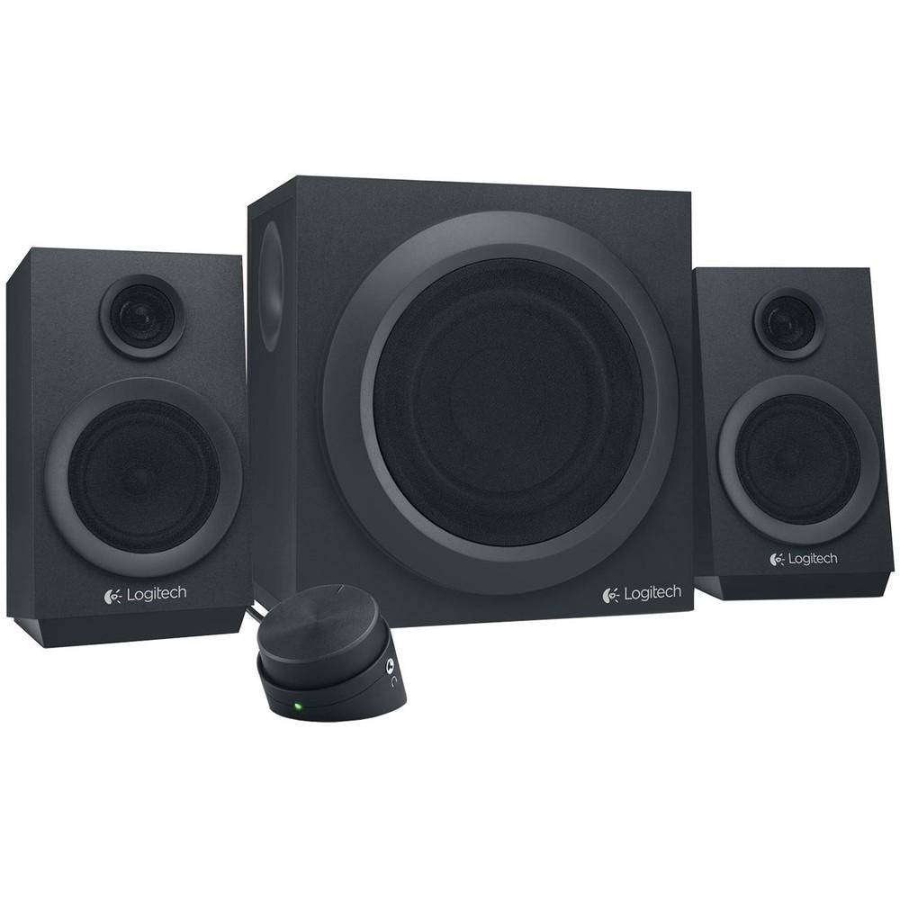 Sistem Audio 2.1 Z333 40w Rms Negru