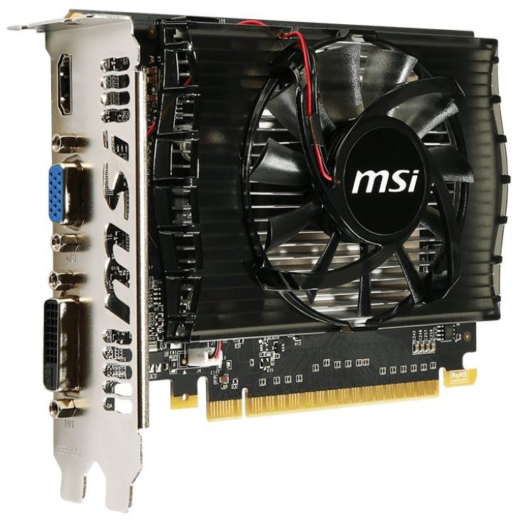 Placa video nVidia GeForce GT 730 2GB DDR3 128bit V2 thumbnail