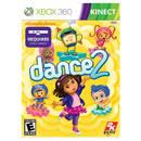 Nickelodeon Dance 2 Kinect Xbox 360