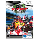 Kart Racer cu volan Wii